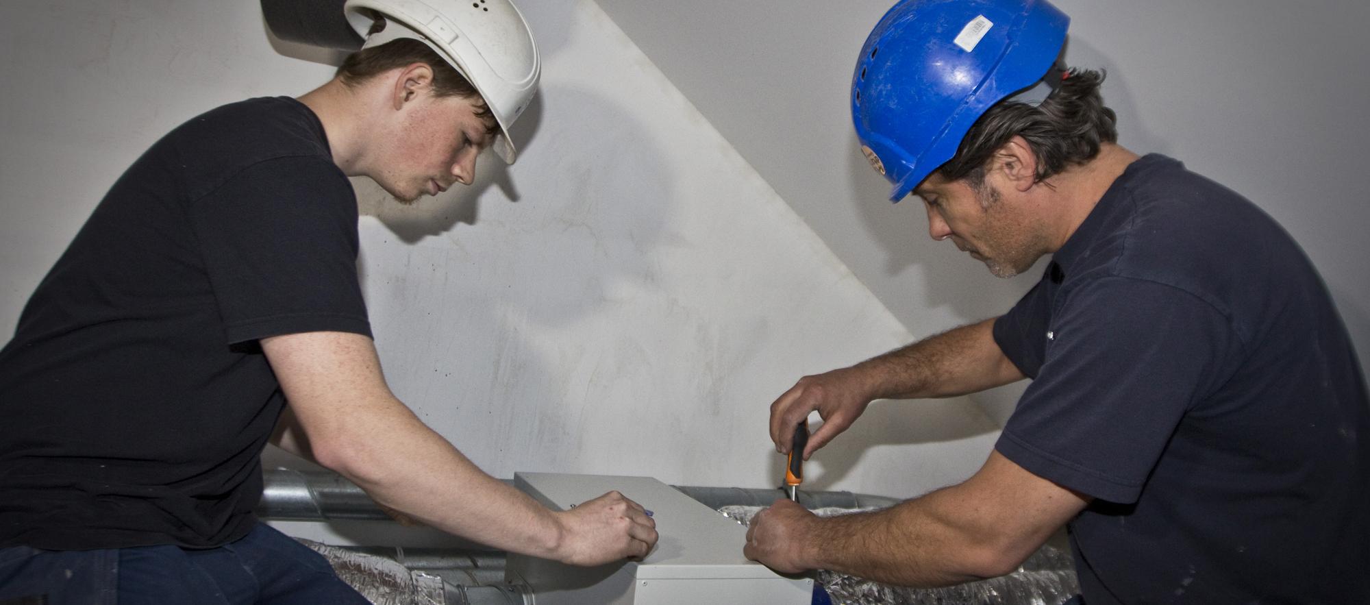 monteur installatietechniek